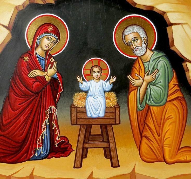 Ieslea, Taina lui Hristos