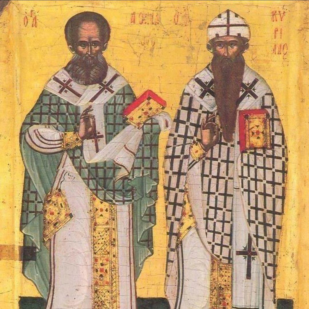 Atanasie și Chiril, risipitorii întunericului