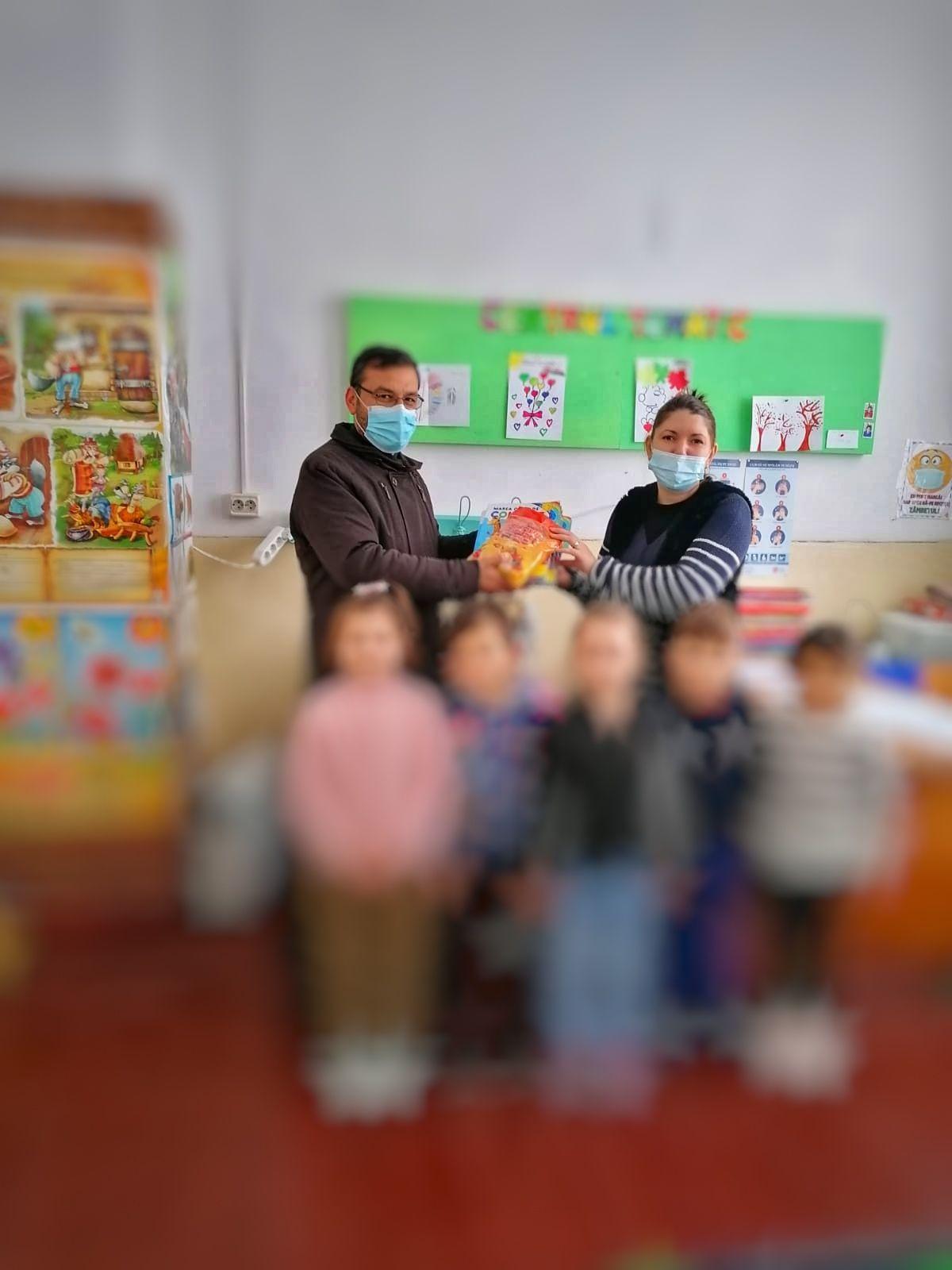 Daruri ale parohiei pentru sprijinirea activităților educative