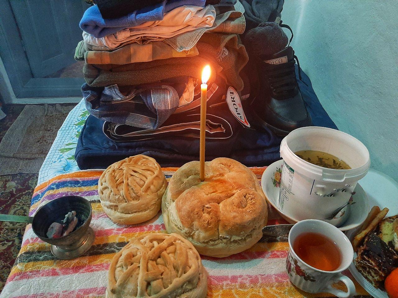 Sensul milosteniei rituale