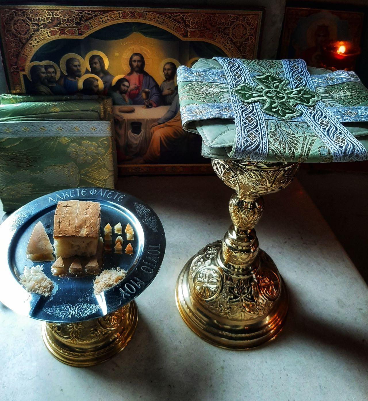 Cum este cu putință, să se facă pâinea Trupul lui Hristos?